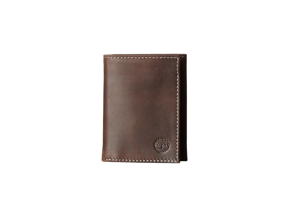 Timberland - Cloudy Trifold (Brown) Wallet Handbags