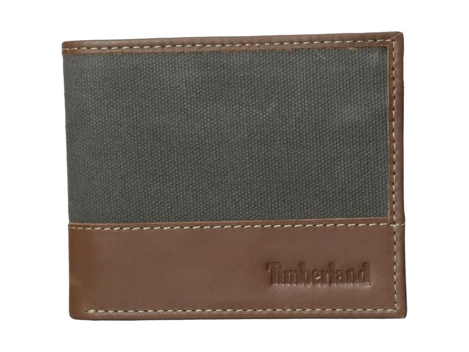 Timberland - Baseline Passcase (Grey) Wallet Handbags
