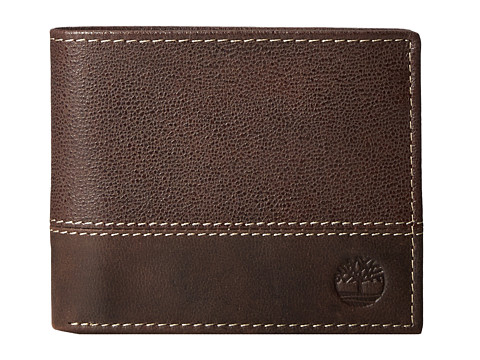Timberland - Tip Point Passcase (Brown) Wallet Handbags