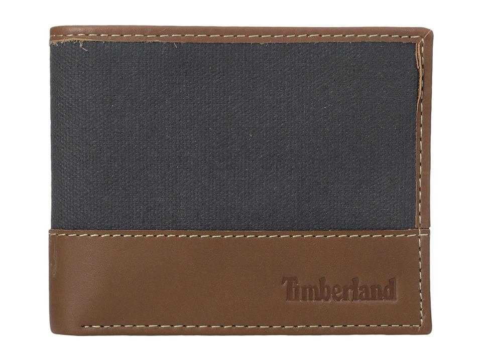 Timberland - Baseline Passcase (Sapphire) Wallet Handbags