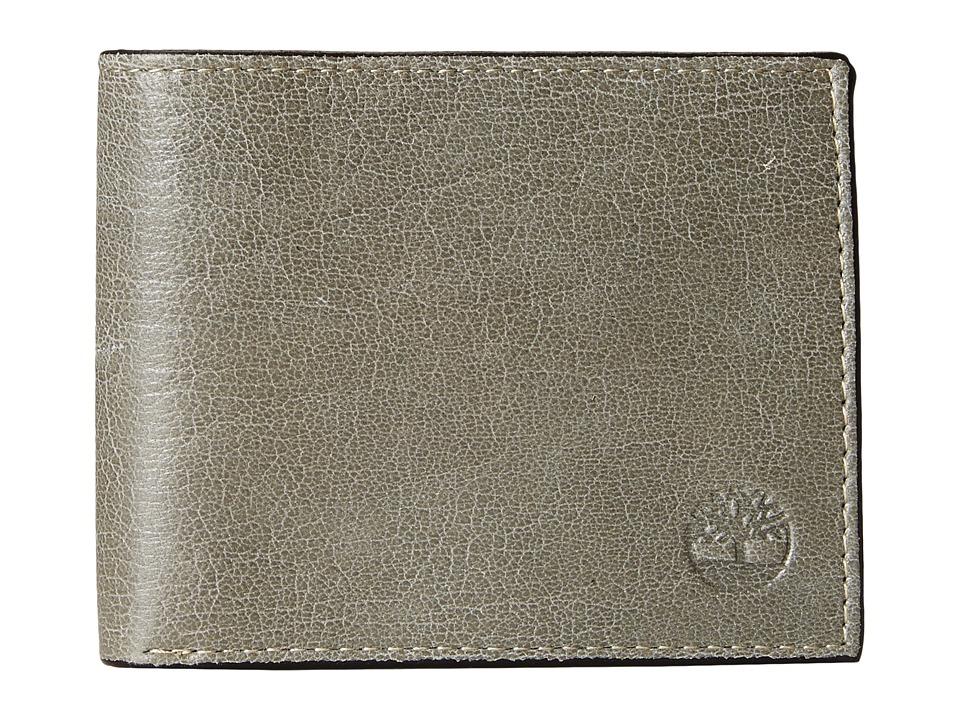 Timberland - Fine Break Passcase (Grey) Wallet Handbags