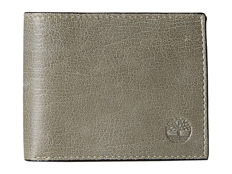 Timberland - Fine Break Passcase (Grey) Wallet Handbags