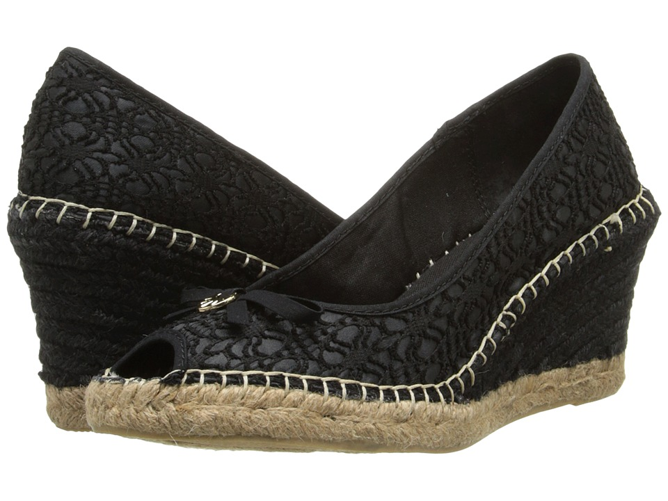 White Mountain - Lakefront (Black Lace) Women's Shoes