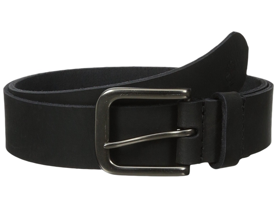 Timberland - 35MM Classic Jean Belt (Black) Men's Belts