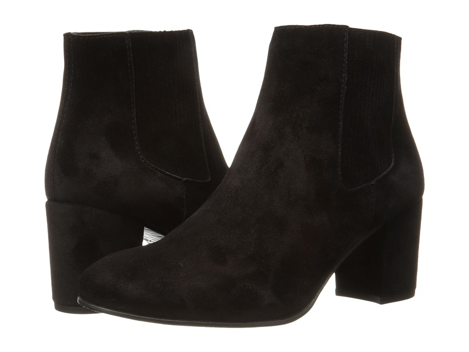 Pedro Garcia - Xue (Black Velour) Women's Pull-on Boots