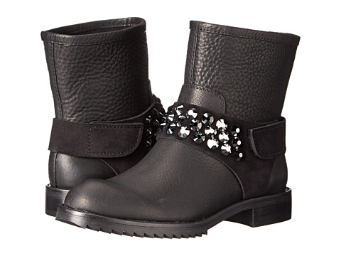 Pedro Garcia - Kian (Black Cervo) Women's Pull-on Boots