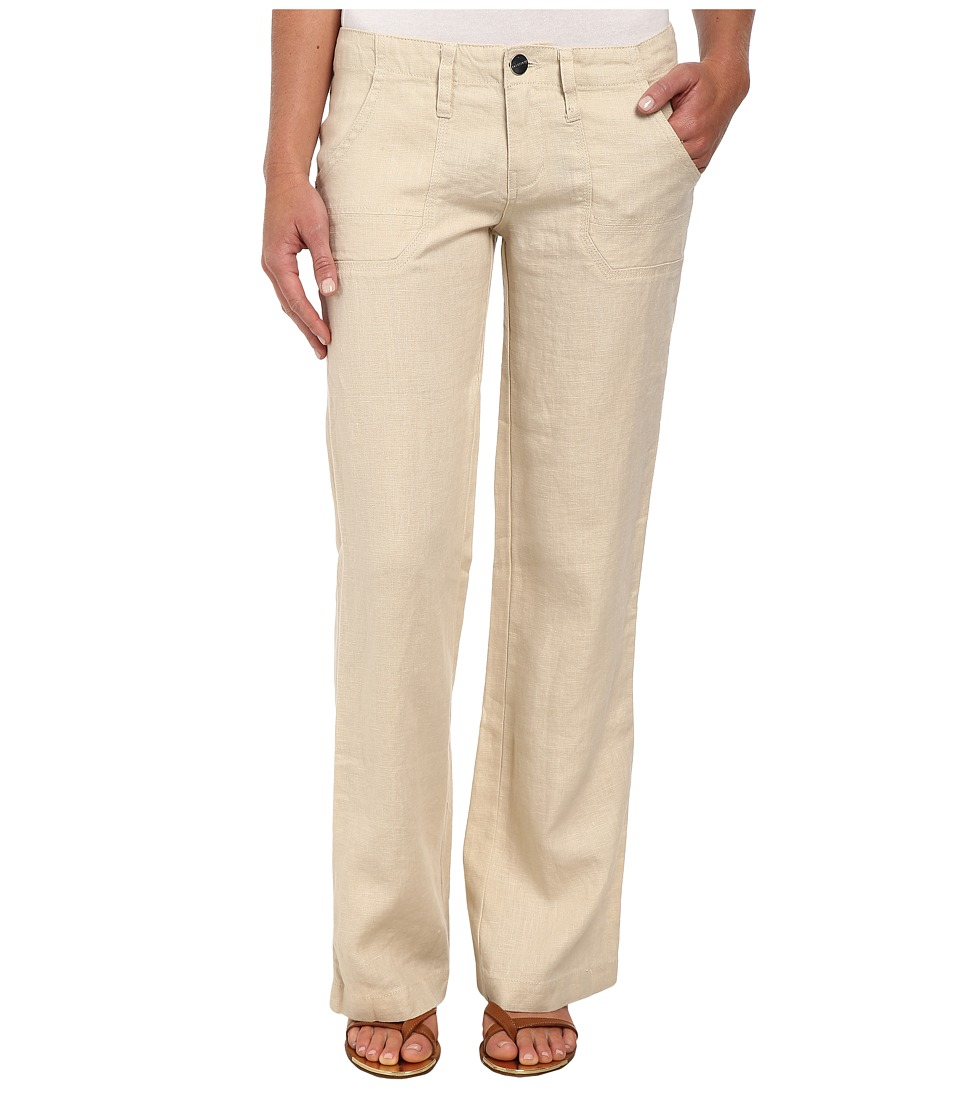 Sanctuary - Linen Breezeway (Wicker) Women's Casual Pants