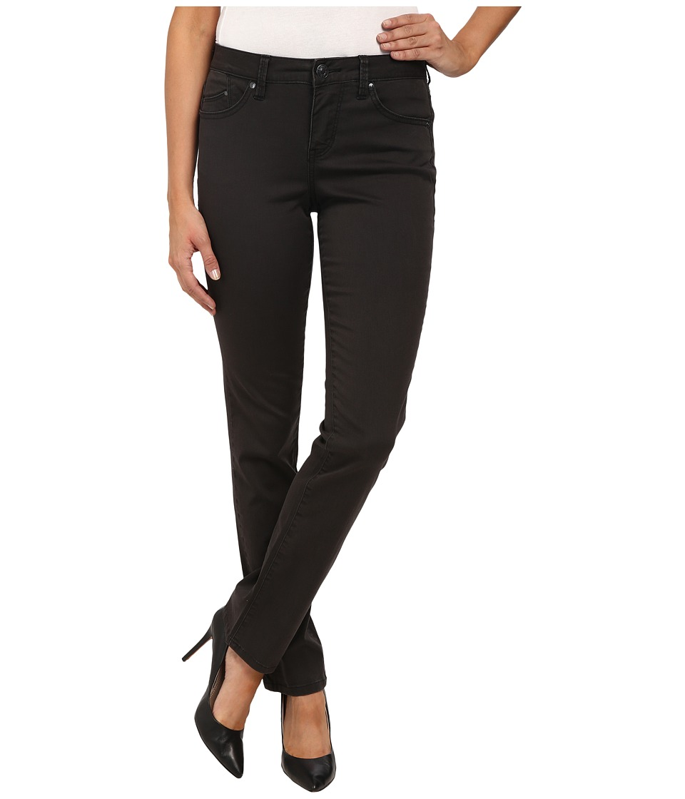Jag Jeans - Sophie Mid Rise Straight Bay Twill (Cinder) Women's Casual Pants