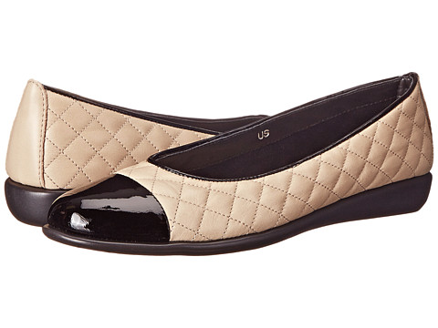 The FLEXX - Rise A Smile (Corda/Black Cashmere/Patent) Women's Shoes