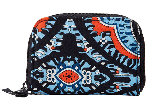 Vera Bradley - Zip-Around ID Case (Marrakesh) Cosmetic Case