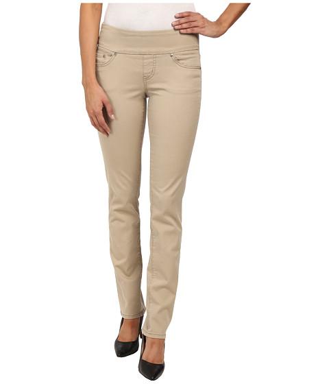 Jag Jeans - Peri Pull-On Straight Bay Twill (British Khaki) Women