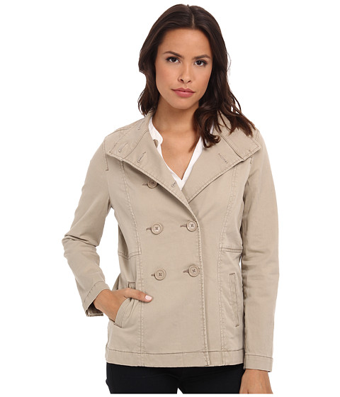 Jag Jeans - Ashland Relaxed Fit Peacoat Bay Twill (British Khaki) Women