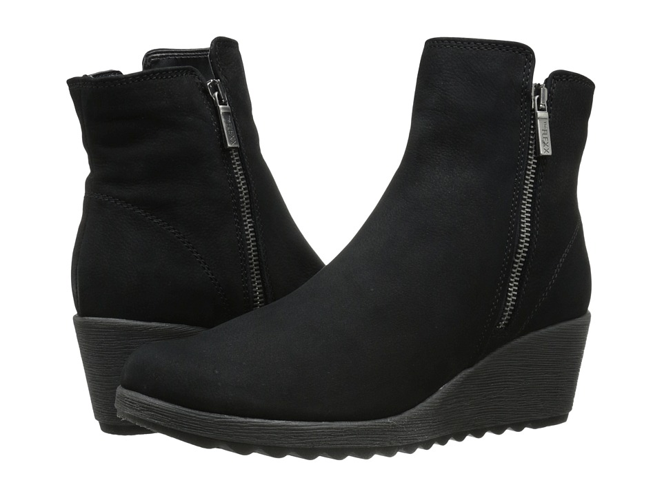 The FLEXX - Pic A Winner (Black Dakar) Women's Shoes