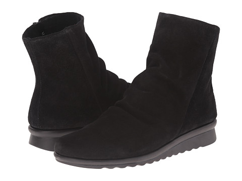 The FLEXX - Pan Fried (Black Suede) Women