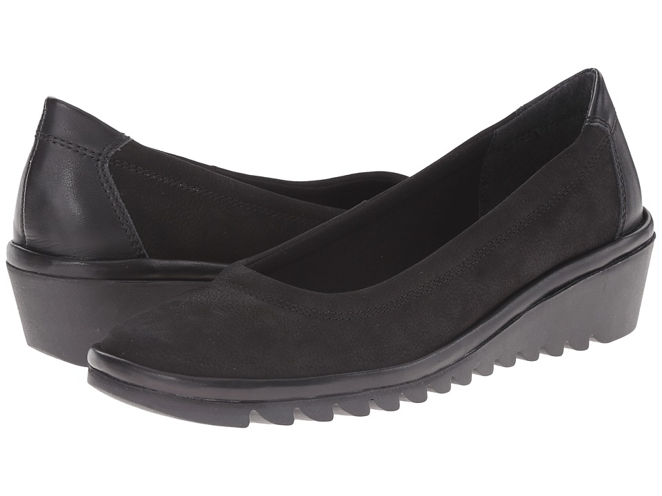 The FLEXX - Melody (Black Dakar/Cashmere) Women's Shoes