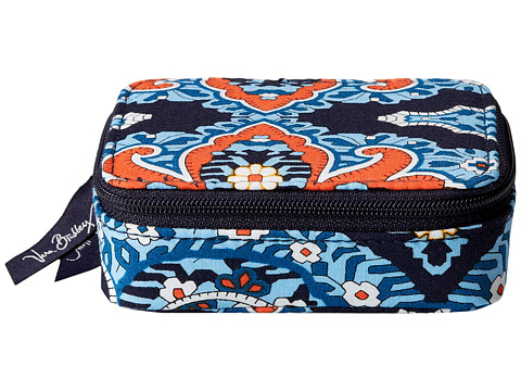Vera Bradley - Travel Pill Case (Marrakesh) Travel Pouch