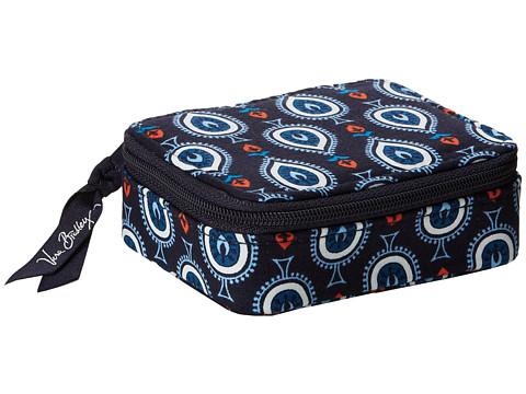 Vera Bradley - Travel Pill Case (Marrakesh Motifs) Travel Pouch