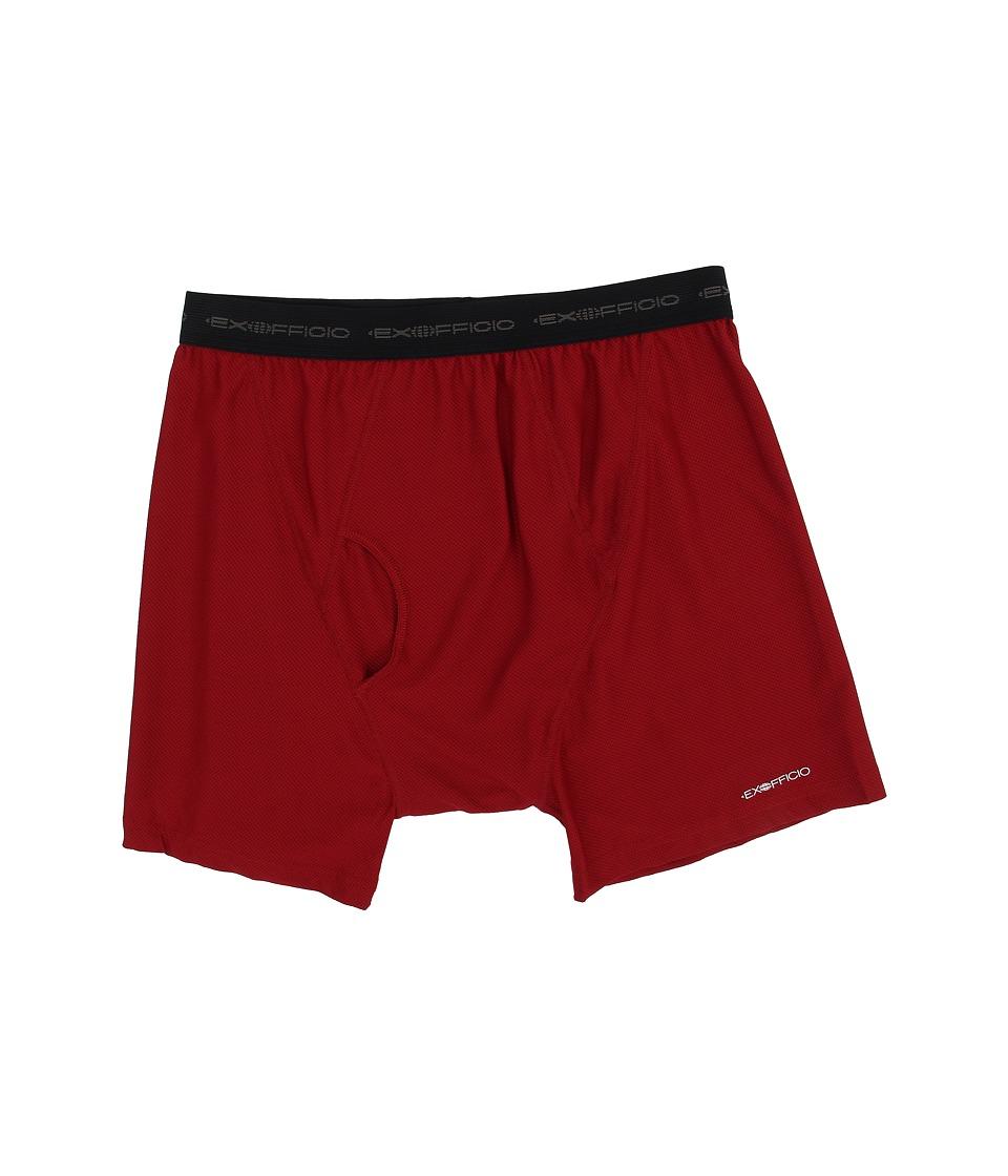 ExOfficio - Give-N-Go Boxer Brief (Tango) Men's Underwear