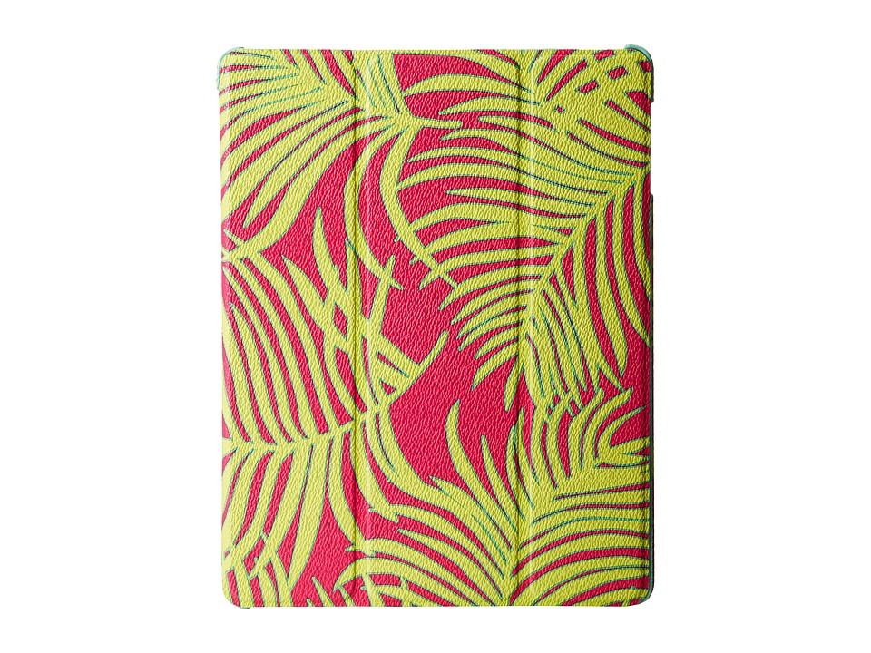 Vera Bradley - iPad 4 Case with Stand (Palm Fronds) Cell Phone Case