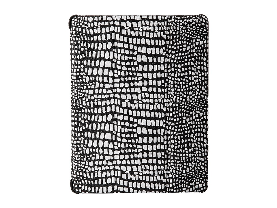Vera Bradley - iPad 4 Case with Stand (Midnight Snake Skin) Cell Phone Case