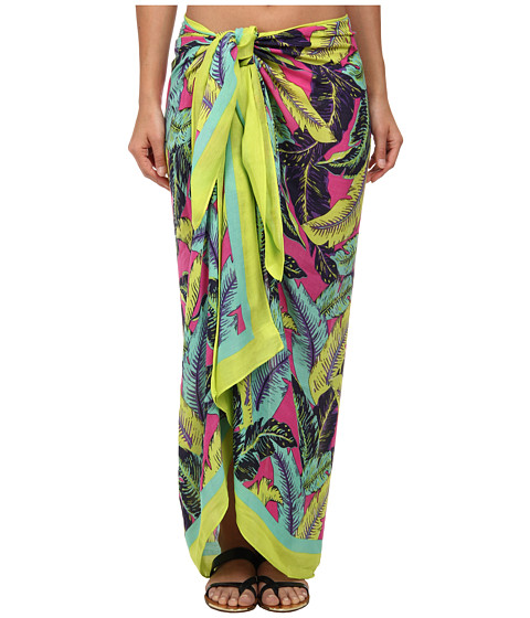 Vera Bradley - Sarong (Palm Feathers) Women