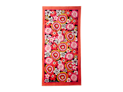 Vera Bradley - Beach Towel (Pixie Blooms) Bath Towels