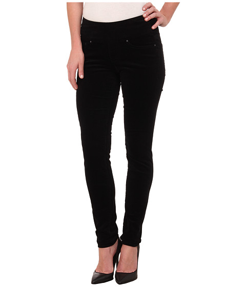 Jag Jeans - Nora Pull-On Skinny 18 Wale Corduroy (Black) Women's Casual Pants