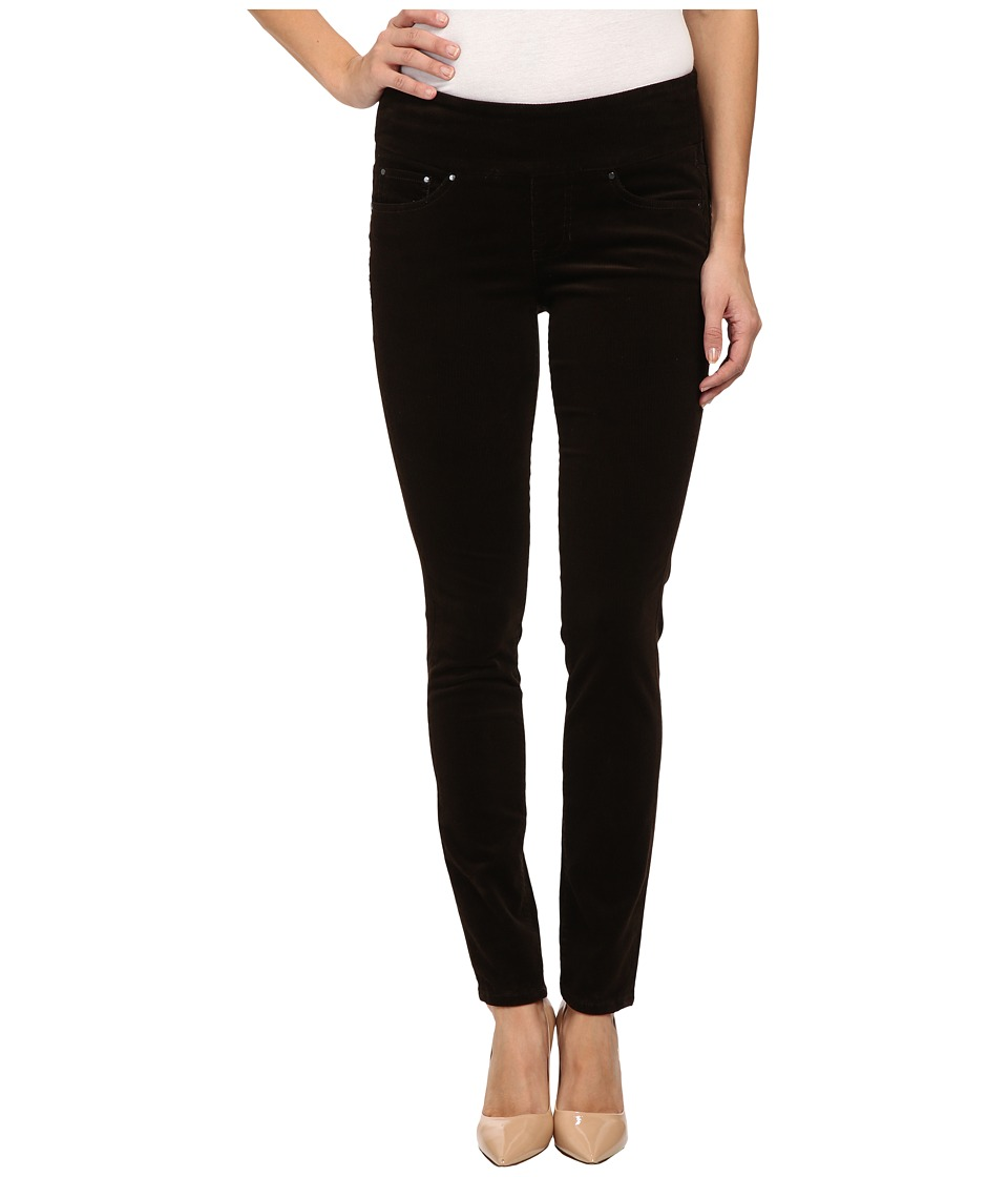 Jag Jeans - Nora Pull-On Skinny 18 Wale Corduroy (Dark Chocolate) Women