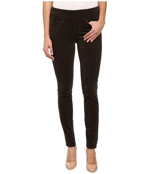 Jag Jeans - Nora Pull-On Skinny 18 Wale Corduroy (Green Pine) Women