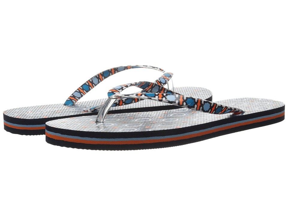 Vera Bradley - Flip Flops (Marrakesh Motifs) Women's Slippers