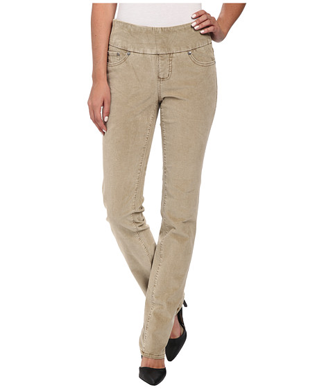 Jag Jeans - Peri Pull-On Straight 18 Wale Corduroy (Nutty) Women's Jeans