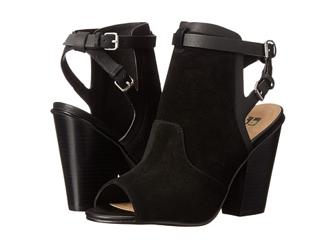 Joe's Jeans - Ghost (Black Suede) High Heels