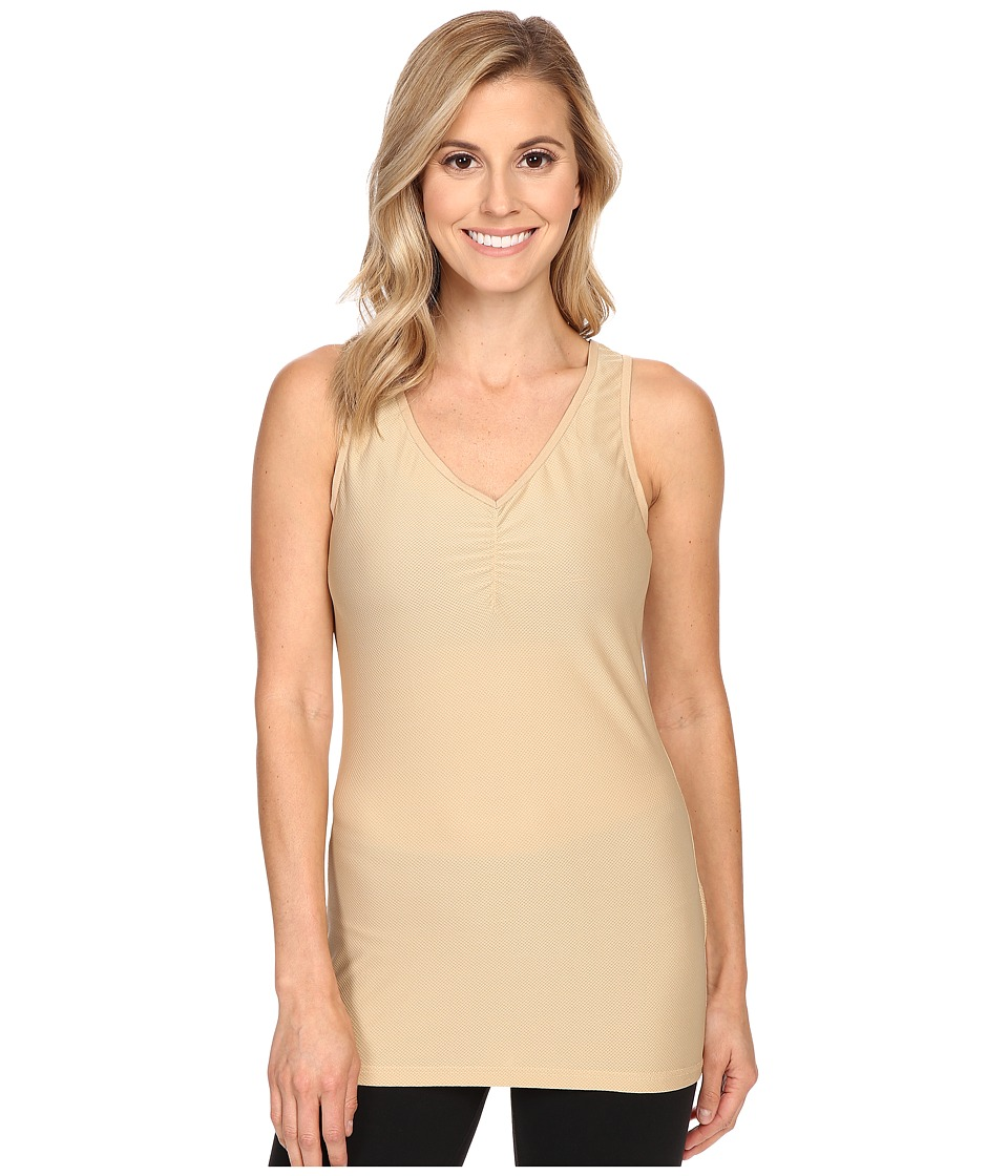 ExOfficio - Give-N-Go Tank Top (Nude) Women's Sleeveless
