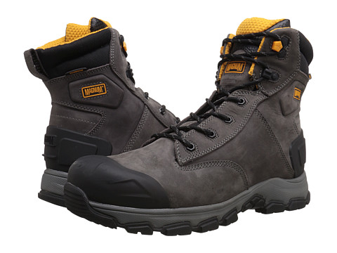 Magnum - Baltimore 8.0 CT WP (Charcoal) Men's Work Boots