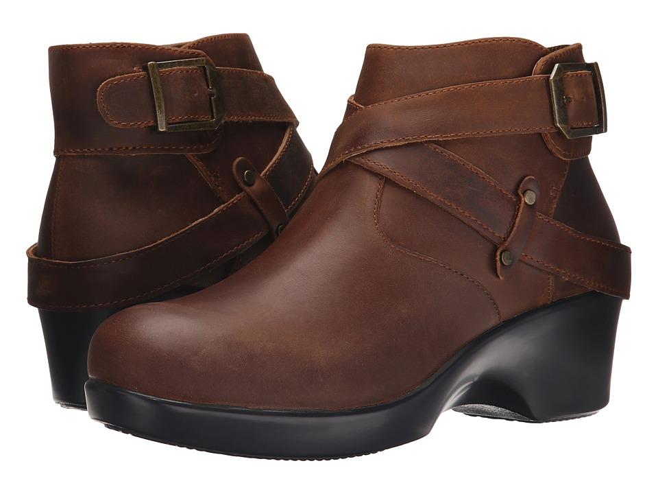 Alegria - Eva (Tawny) Women's Boots