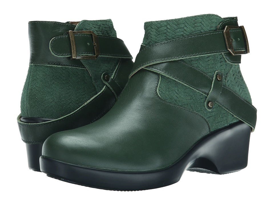 Alegria - Eva (Evergreen) Women's Boots
