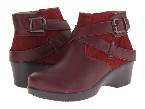 Alegria - Eva (Burgundy) Women's Boots