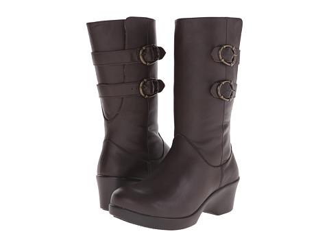 Alegria - Erica (Cacao) Women's Boots