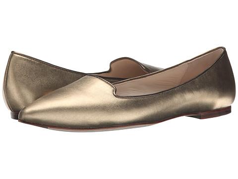 Cole Haan - Lockhart Skimmer (Gold Metallic) Women's Dress Flat Shoes