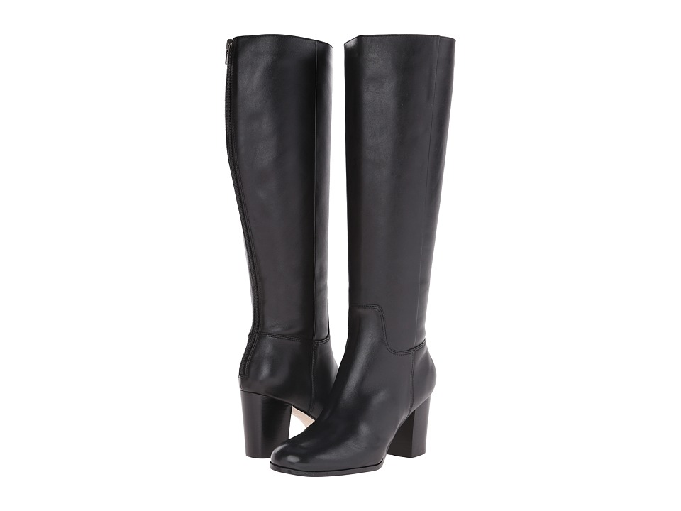 Cole Haan - Placid Boot (Black Leather) Women's Boots