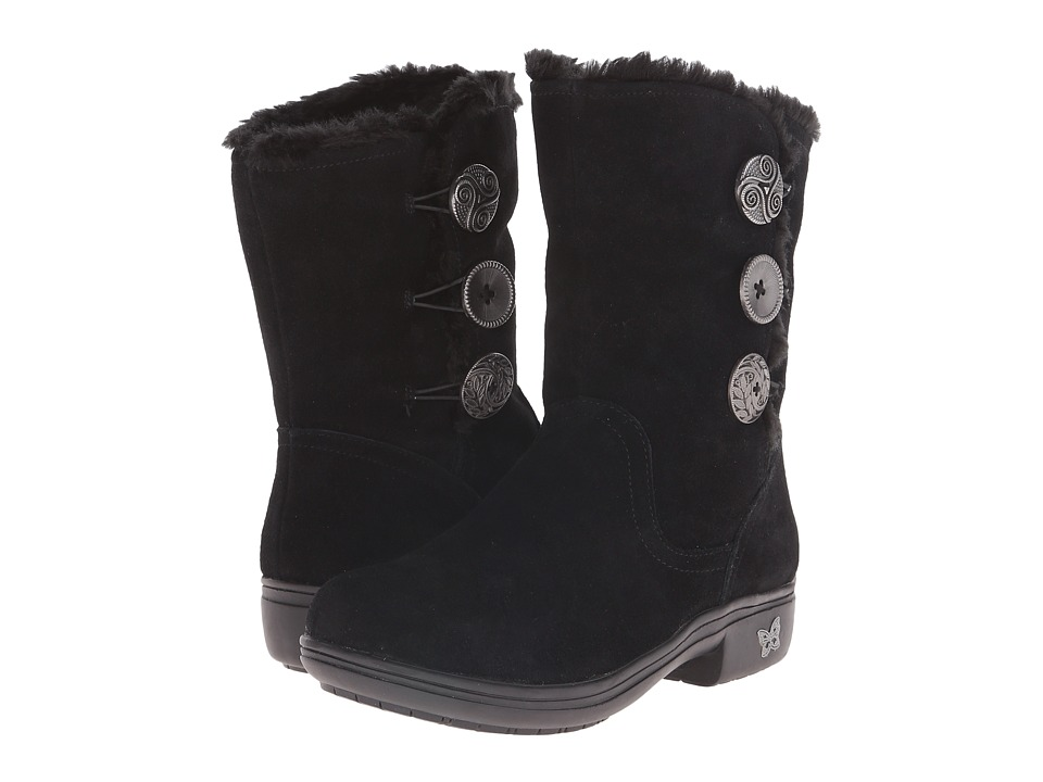 Alegria - Nanook (Black Licorice) Women's Boots