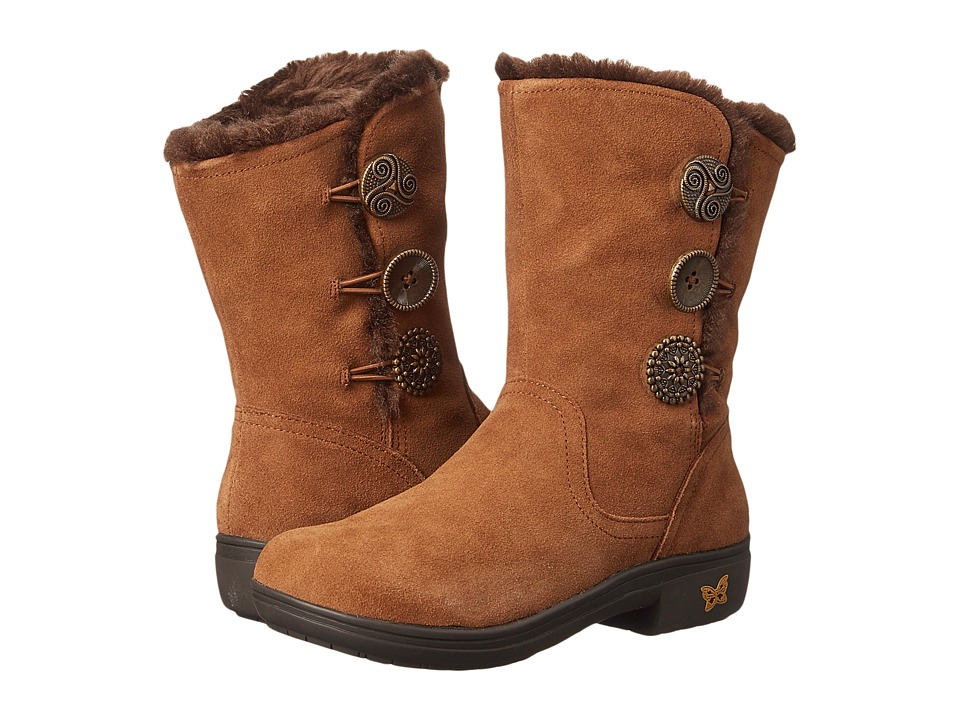 Alegria - Nanook (Coffee) Women's Boots