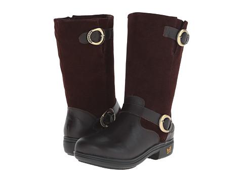 Alegria - Kris (Cacao) Women's Boots