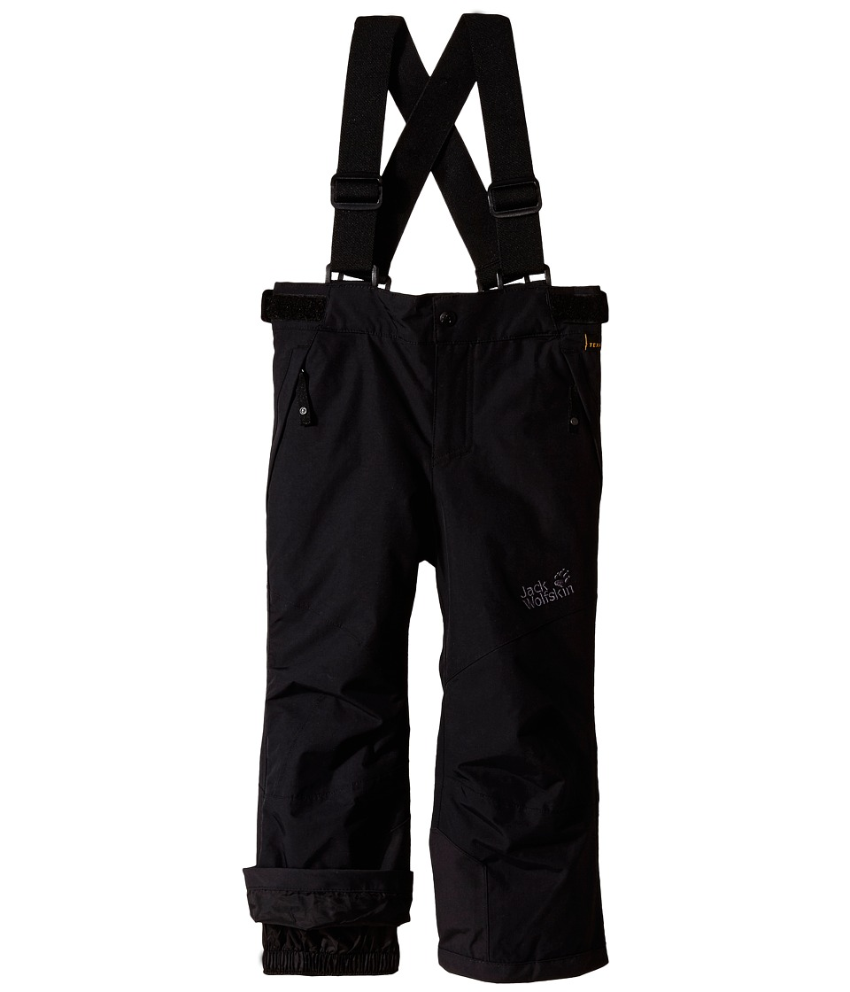 Jack Wolfskin Kids - Snow Ride Texapore Ins Pants (Infant/Toddler/Little Kid/Big Kid) (Black) Kid's Casual Pants
