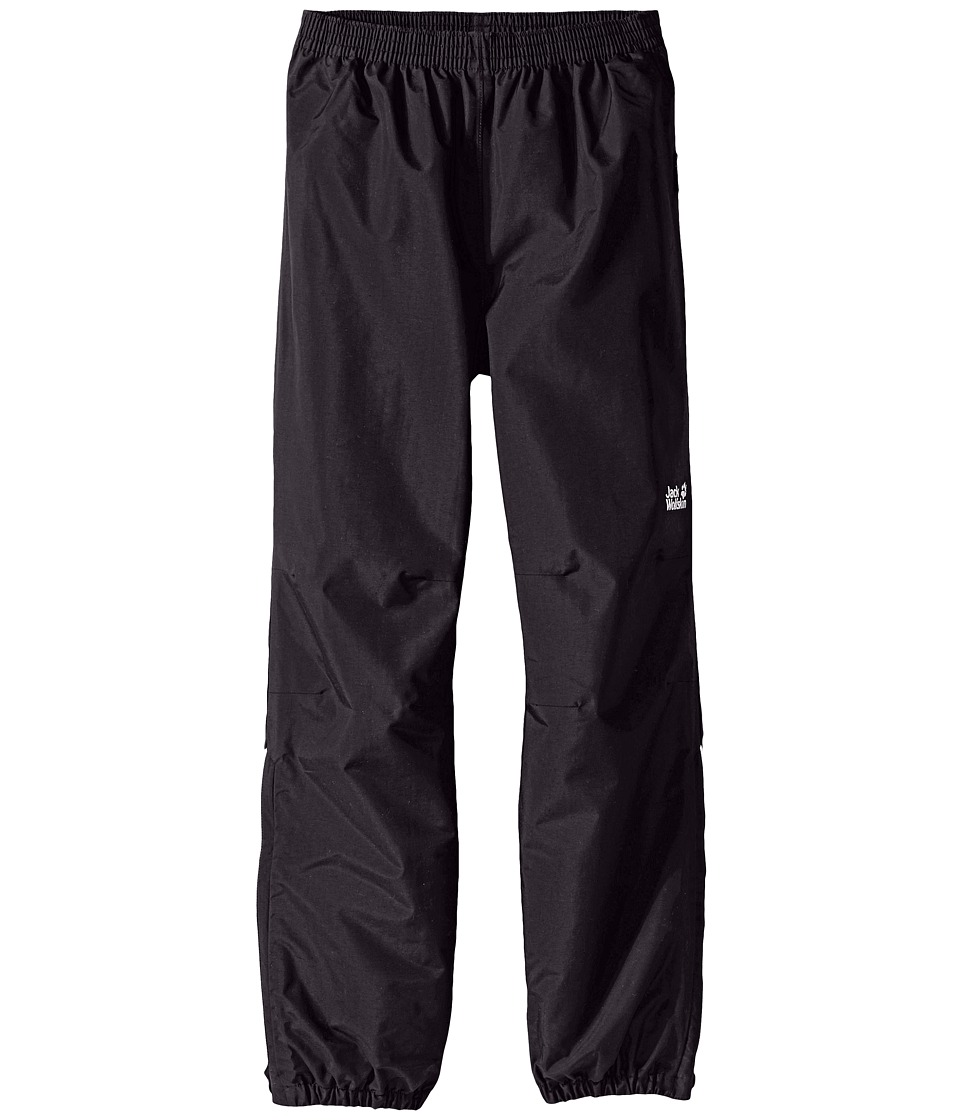 Jack Wolfskin Kids - Iceland Texapore 3-in-1 Pants (Infant/Toddler/Little Kid/Big Kid) (Dark Steel) Kid's Casual Pants