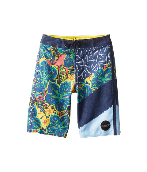 O'Neill Kids - Jordy Freakout (Big Kids) (Navy) Boy's Swimwear
