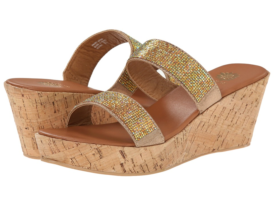 Yellow Box - Alvira (Natural) Women's Sandals