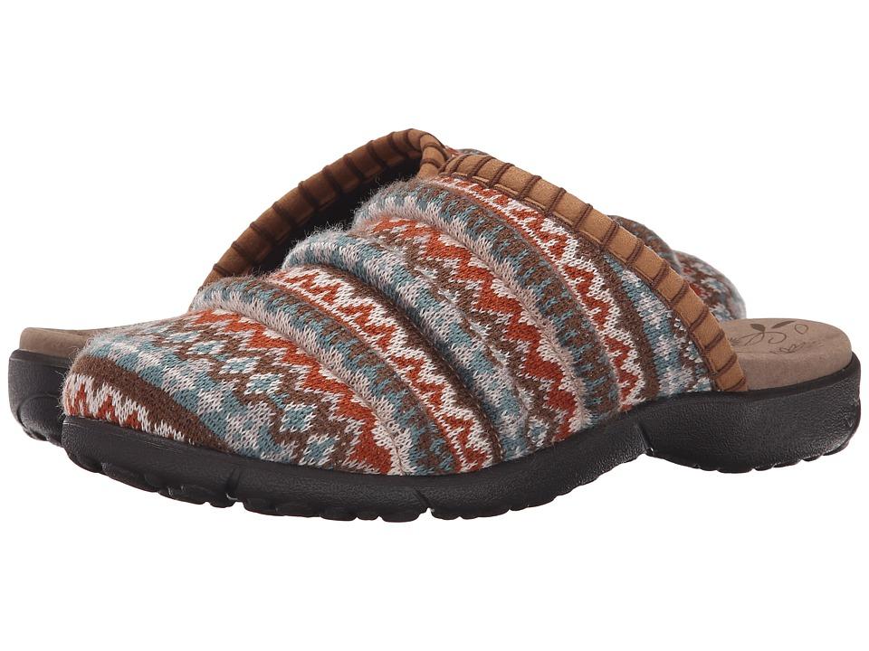 taos Footwear - Knitwit (Harvest Multi) Women's Clog Shoes
