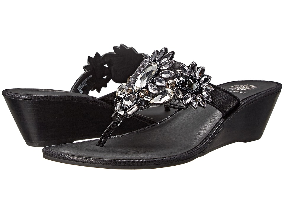 Yellow Box - Desma (Black) Women's Sandals