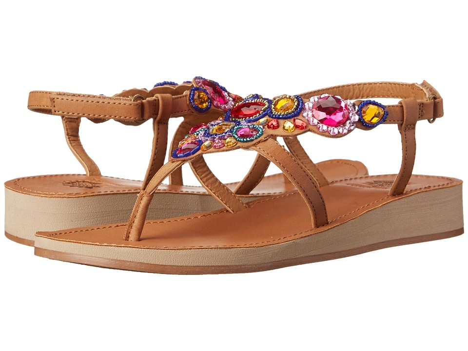 Yellow Box - Grapefruit (Tan) Women's Sandals